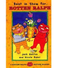 Best in Show for Rotten Ralph -
